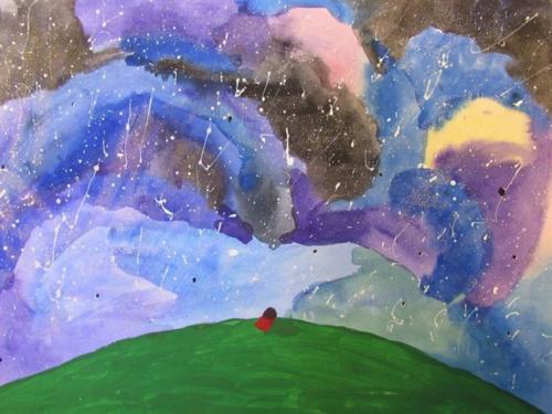 by Zoe, grade 6